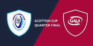 Heriot's Blues Men vs. Gala Cup Quarter Finals