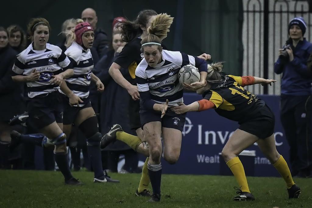 Blues Women vs Glasgow Uni
