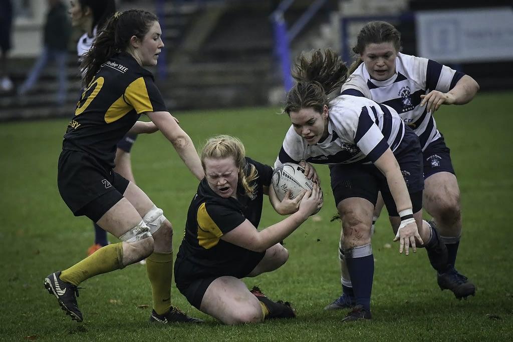 Blues Women vs Glasgow Uni 4-min