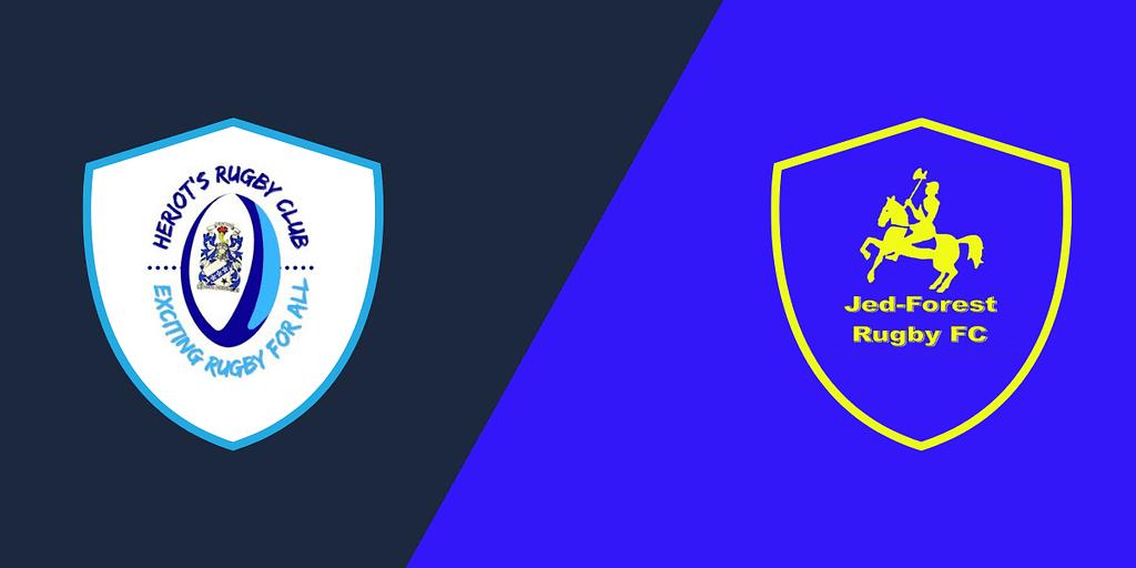 Heriot's Blues Men 2nd XV vs. Jed