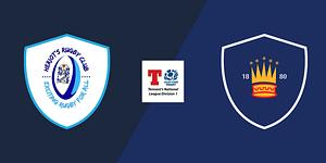 Heriot's Blues Men 1st XV vs. Dundee HSFP (h)