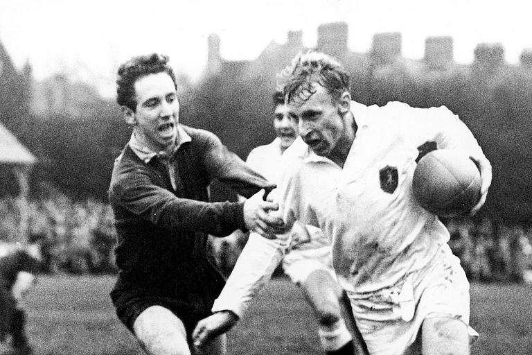 Ken Scotland - 27 caps for Scotland, 1959 British and Irish Lions