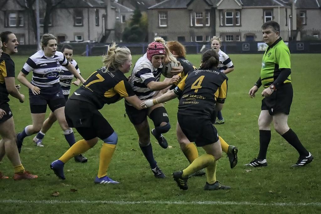 Blues Women vs Glasgow Uni 3-min
