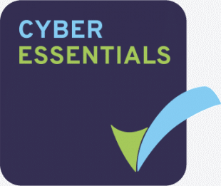 Cyber Essentials Certification Badge Large